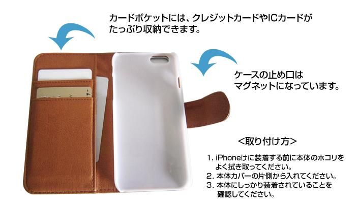 栗山さんハワイ柄iPhoneケース